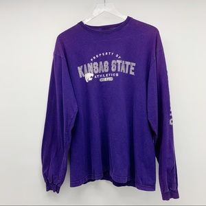 Gear For Sports Men's K State Athletics T Shirt L
